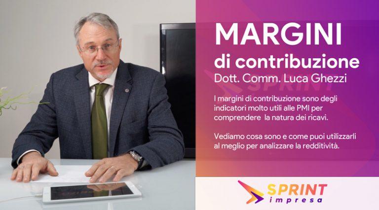 Margini di contribuzione - Dott commercialista Luca Ghezzi - Sprint-impresa---copertina-video